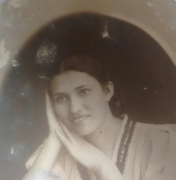 Mãe do Jornalista Jorge Roriz